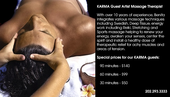 Massage Karma